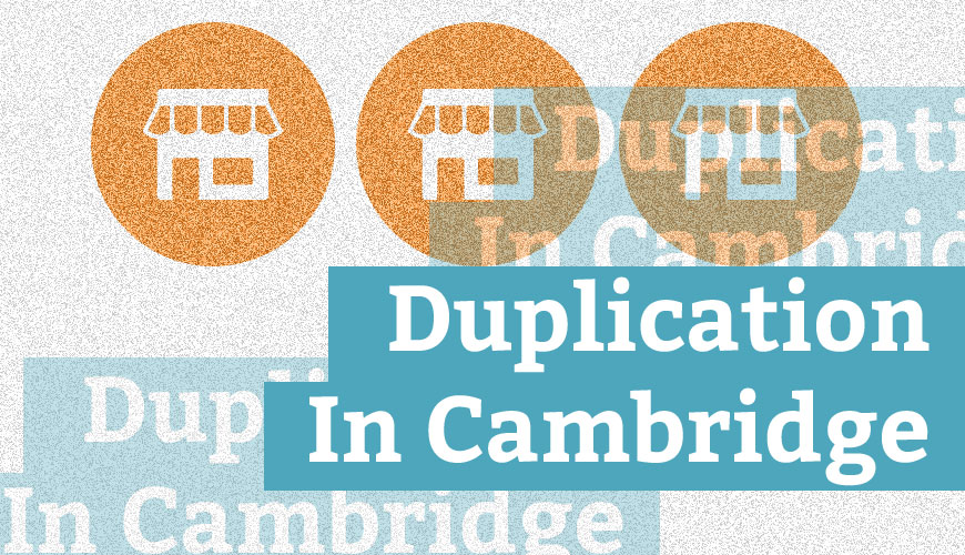 Duplication In Cambridge Ontario