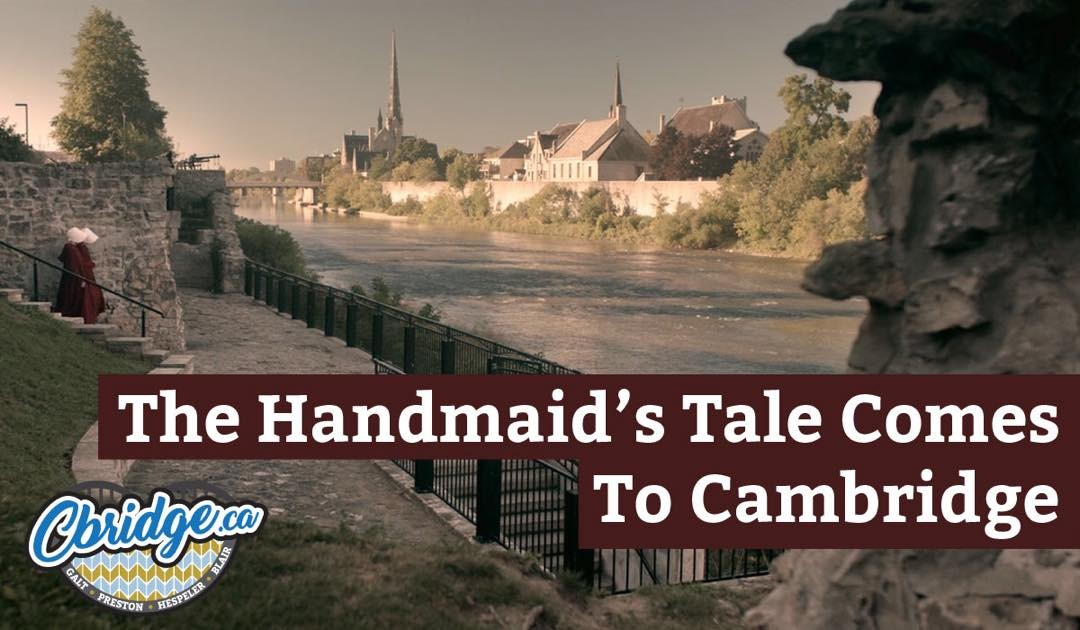 Check out our blog with screencaps of the new series The Handmaid's Tale filmed in Cambridge