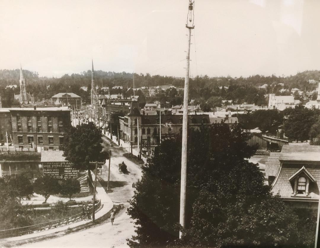 Main Street circa 1890