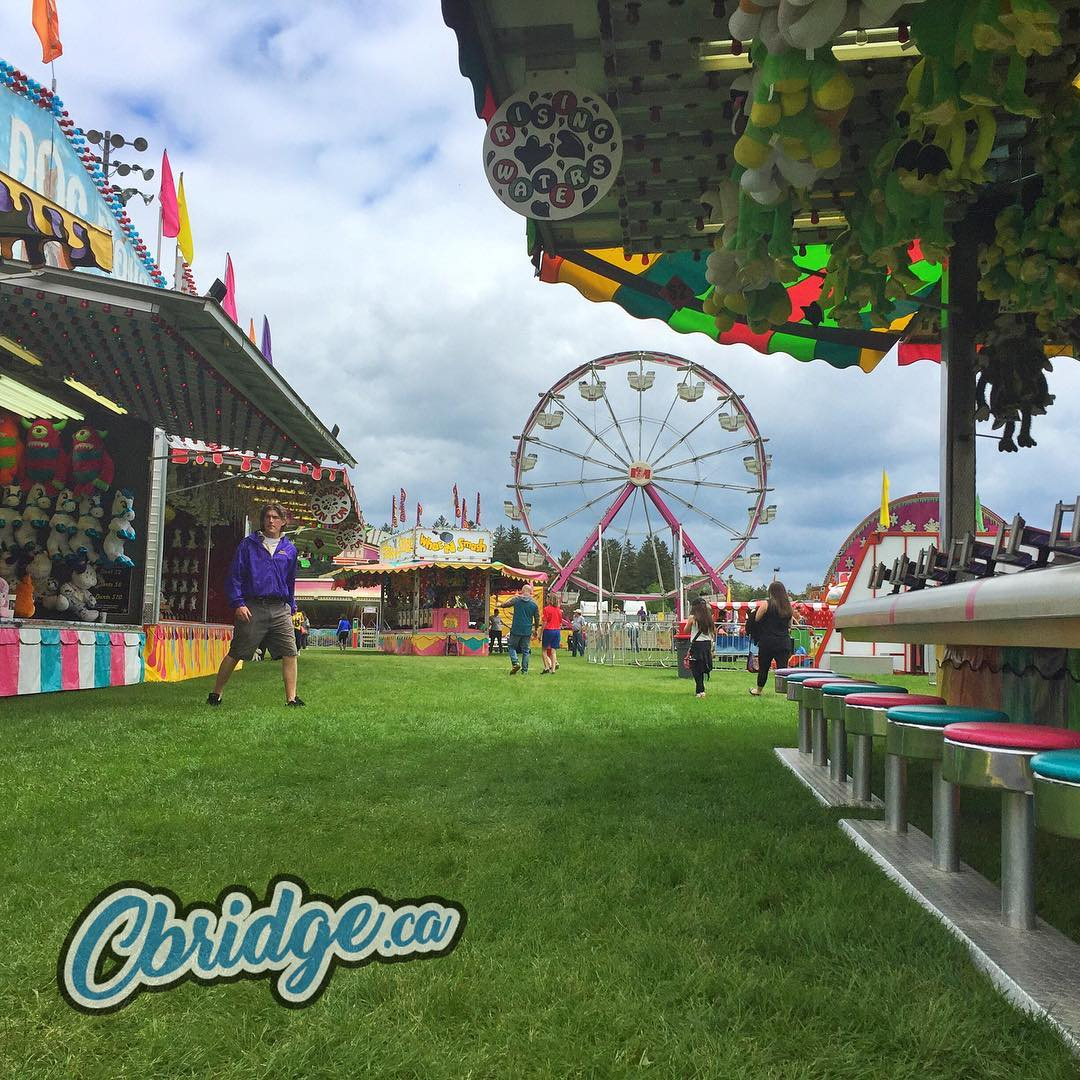It's the annual Preston Kin Carnival this weekend in Riverside Park