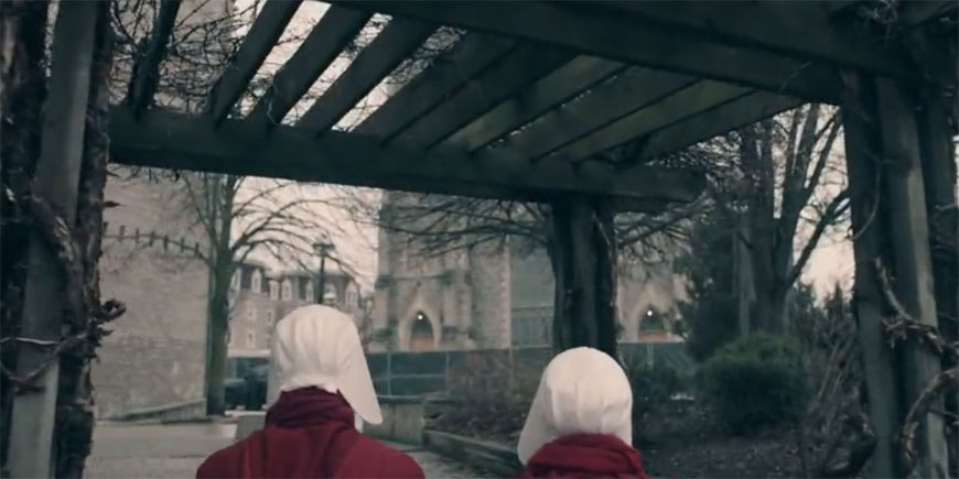 handmaids-tale-walking-under-pergola