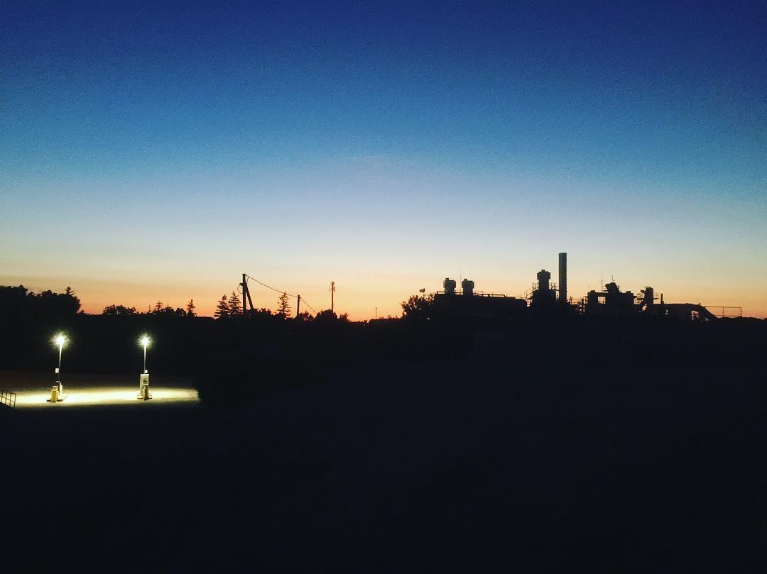 At dusk #cbridge #mycbridge