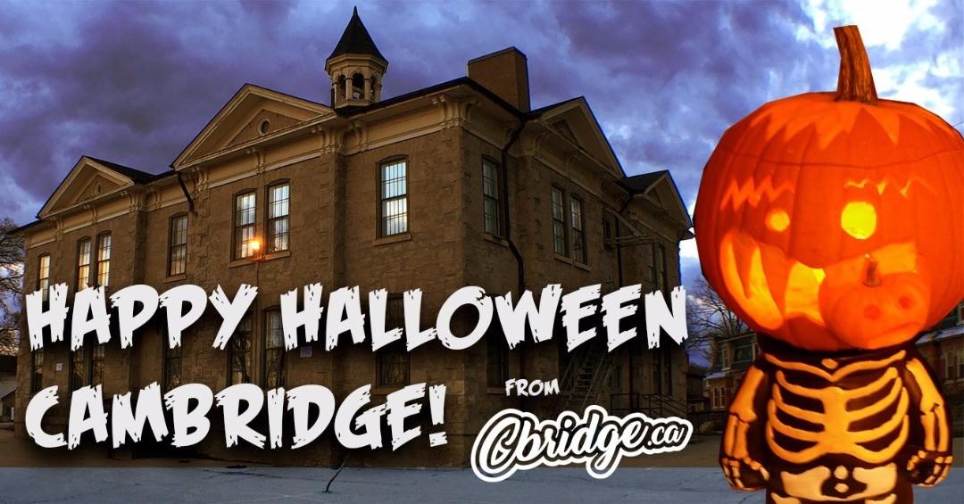 Happy Halloween #cbridge! ?