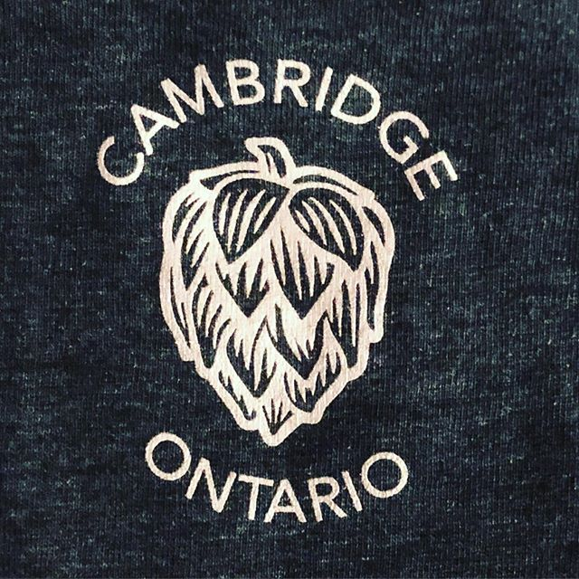 Love this little touch on the back of the @northworksbrewing t-shirt #cbridge #brewbridge #watreg