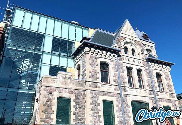 Getting closer all the time. Can't wait to go inside again #cbridge #galtlove #mycbridge #watreg