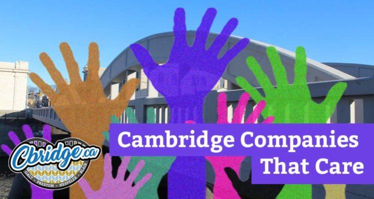 Cambridge Companies That Care