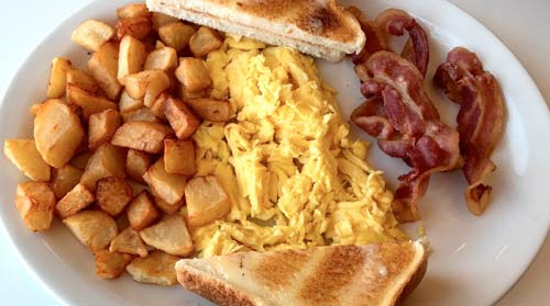 Toasters Breakfast Special Cambridge Ontario