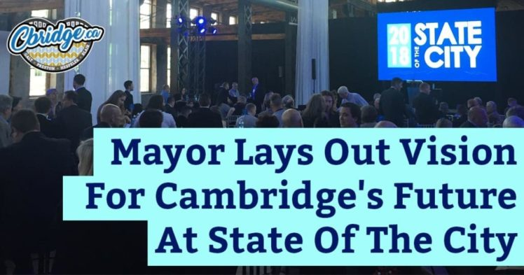 Mayor Lays Out Vision For Cambridge's Future At State Of The City