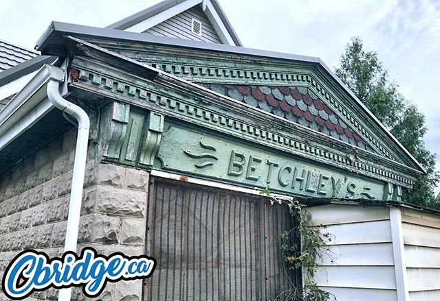 The former Betchley's convenience store on Eagle Street in Preston #cbridge #watreg