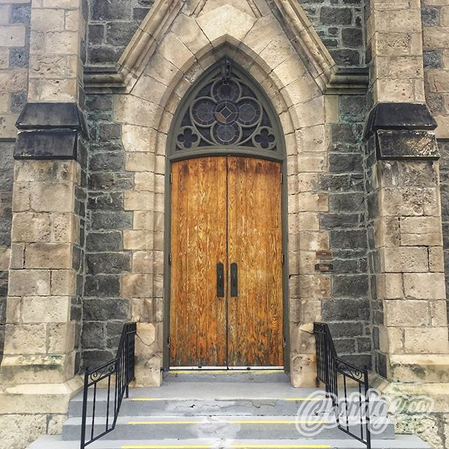 TRIVIA TIME: Name that door #cbridge