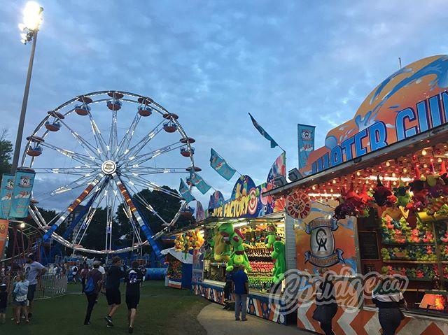 It's that time of year again! Cambridge Fall Fair is on now until Sunday #cbridge #dicksonpark #mycbridge #discoverontario