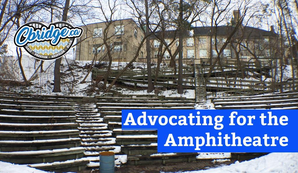 GCI Amphitheatre in Cambridge Ontario