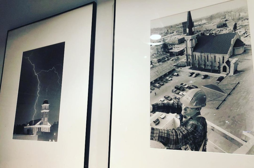 Couple of cool historical photos of old City Hall #cbridge