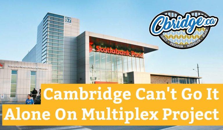 Cambridge Can't Go It Alone On Multiplex Project