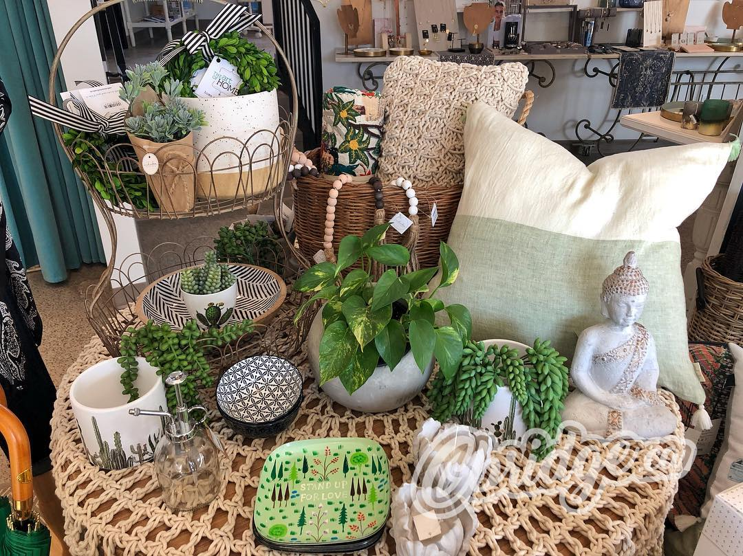 Snow may be on the ground but spring has arrived at @theartofhome! Have you visited their new location yet? #cbridge