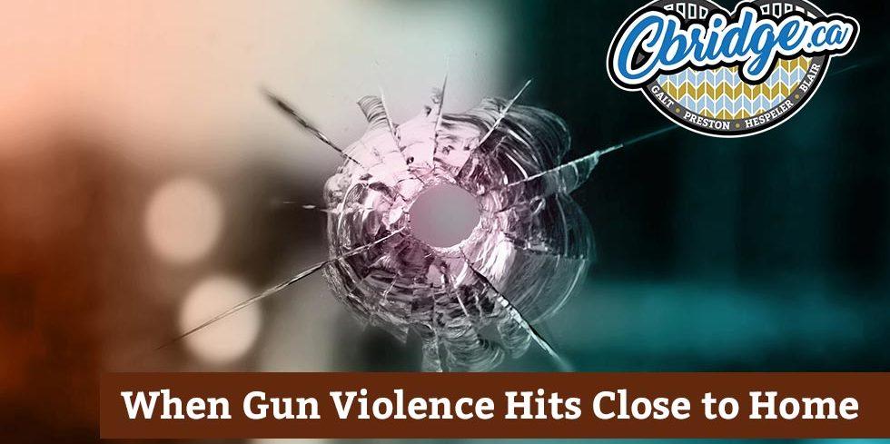 When Gun Violence Hits Close to Home