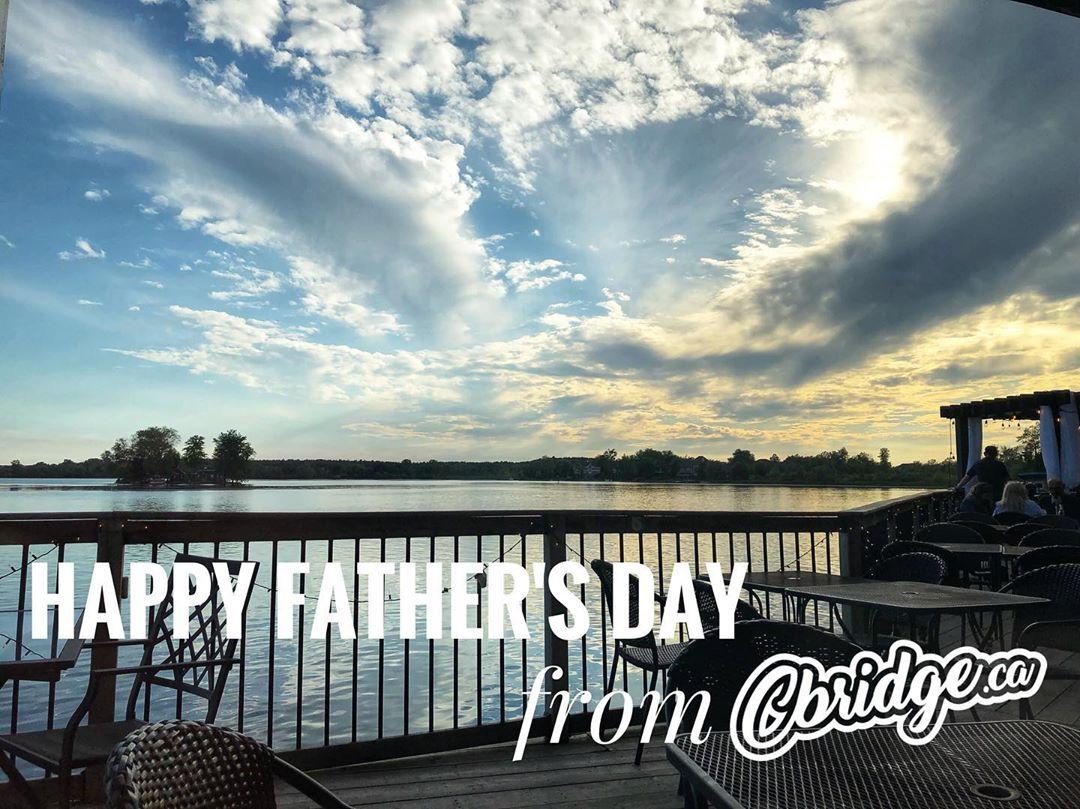 Happy Father's Day from the @cbridgeca team! #cbridge