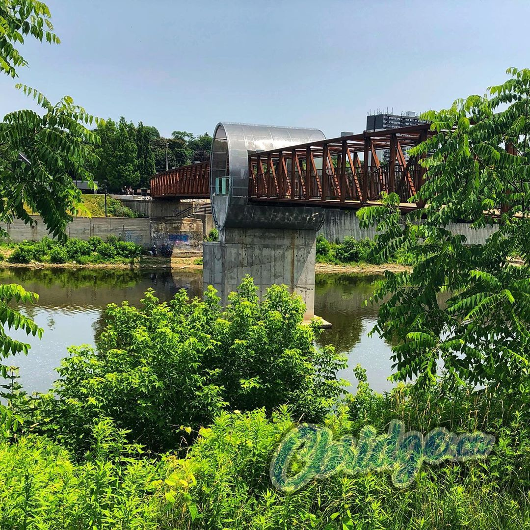 Somewhere on your journey don't forget to turn around and enjoy the view ~ unknown #cbridge